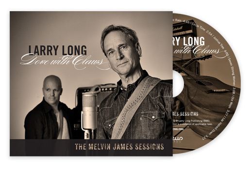 Larry Long – Dove with Claws
