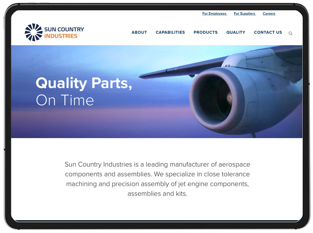 Sun Country Industries