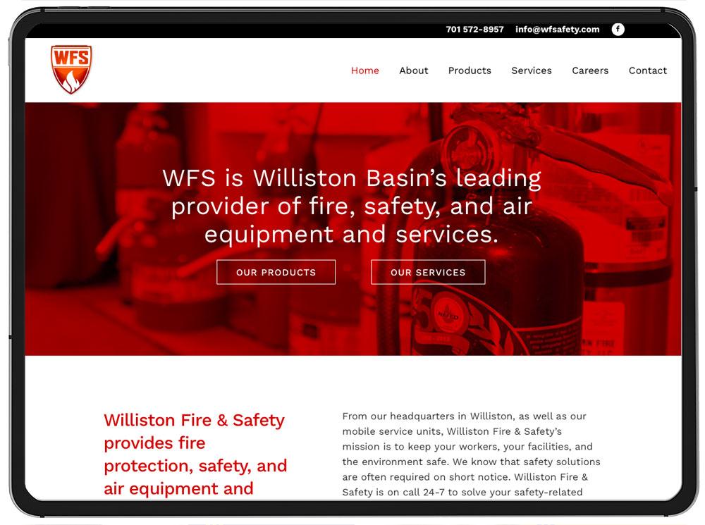 Williston Fire & Safety